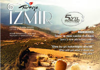 An issue fitting for the 5th anniversary of Izmir Culture and Tourism Magazine