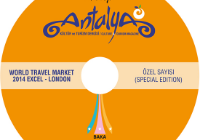Antalya'ya Dvd'li Tanıtım
