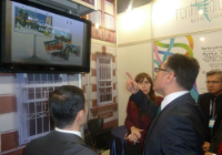 Governor Turhan Visited Our Stand