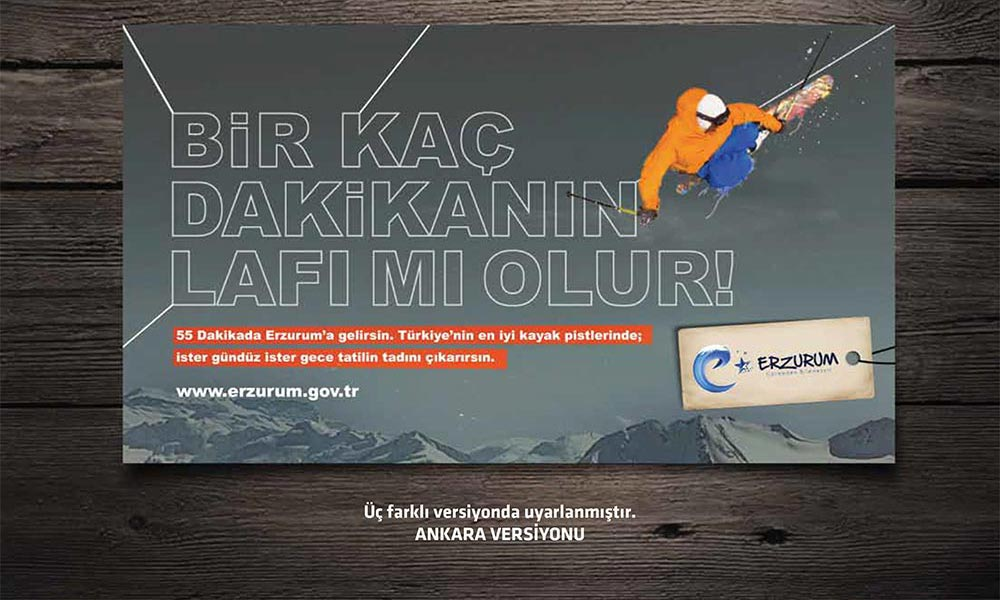 Erzurum Outdoor Advertising