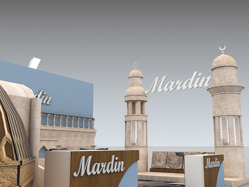 The Governorship of Mardin Stand Designs