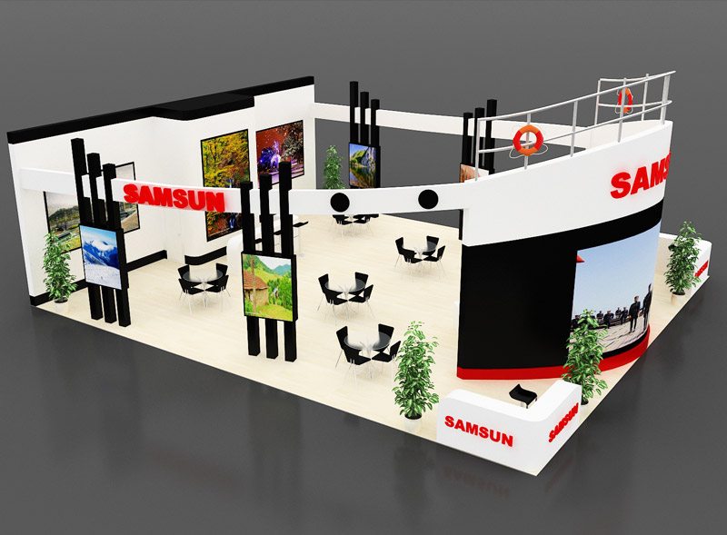 The Governorship of Samsun Stand Designs